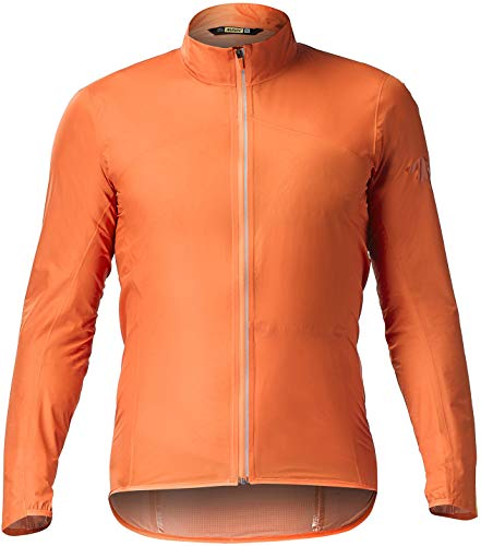 MAVIC Cosmic H2O Jacke Herren red-orange Größe XL 2020 wasserdichte Jacke