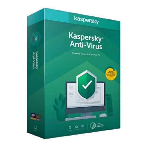 Kaspersky Anti-Virus 2020 Upgrade | 1 Gerät | 1 Jahr | Windows | Aktivierungscode in Standardverpackung