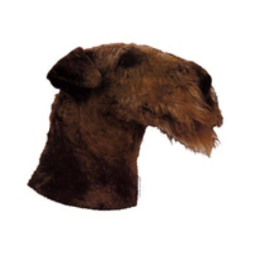 World Stickers Sweden AB Autocollant Airedale Terrier Head