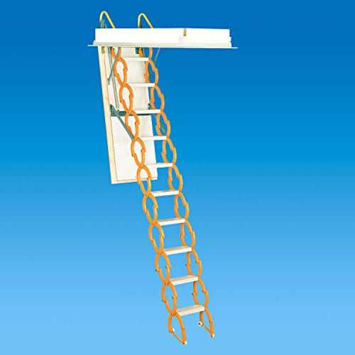 10. Rainbow M2254H Prestige Telescoping Attic Ladder