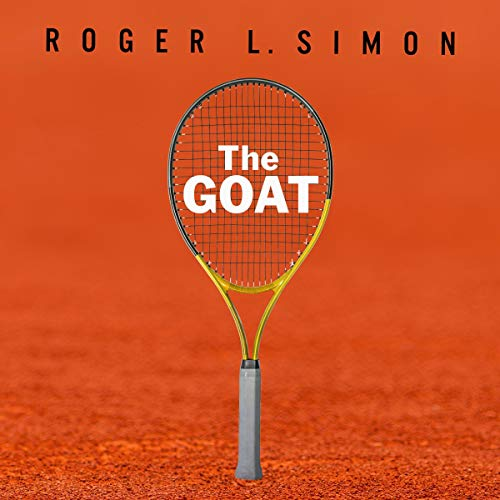 The Goat  By  cover art