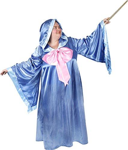 Women s Fairy Godmother Halloween Costume (Size: Plus 22)
