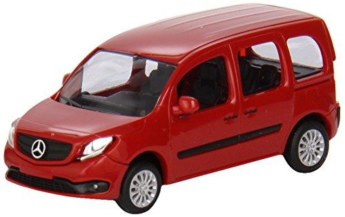 Busch Voitures - BUV50650 - Modélisme - Mercedes-Benz - Citan Combi - Rouge