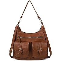 Gladdon Leather Fashion Top Handle Shoulder Women's Handbag