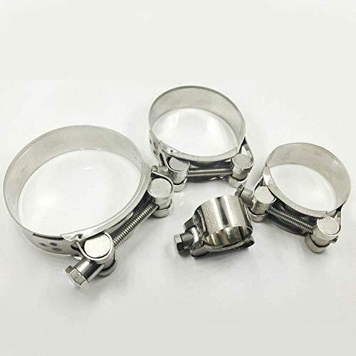 Gelenkbolzenschelle Schlauchschelle Bandschelle Spannbackenschellen GBS 32-35mm W1 10 Stück