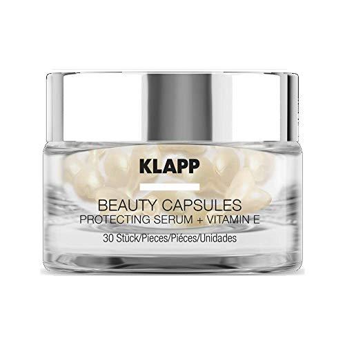 Klapp Beauty Capsules - Sérum protector + vitamina E