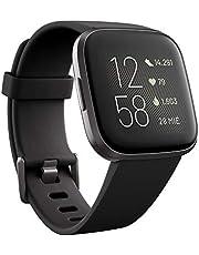 Fitbit Versa 2, el smartwatch que te ayuda a mejorar la salud y la forma física, y que incorpora control por voz, puntuación del sueño y música