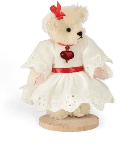 Muffy Vanderbear Mohair Miniature Valentine 1 by North American Bear Co. (5819)