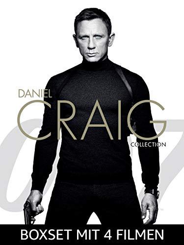James Bond - Das Daniel Craig Boxset