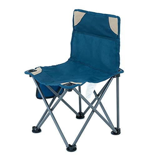 Kampeerstoel Outdoor Vouwstoel, Visserij Lounge Stoel, Ademende Draagbare Strandstoel, Vouwstoel outdoor rugzak waterdicht