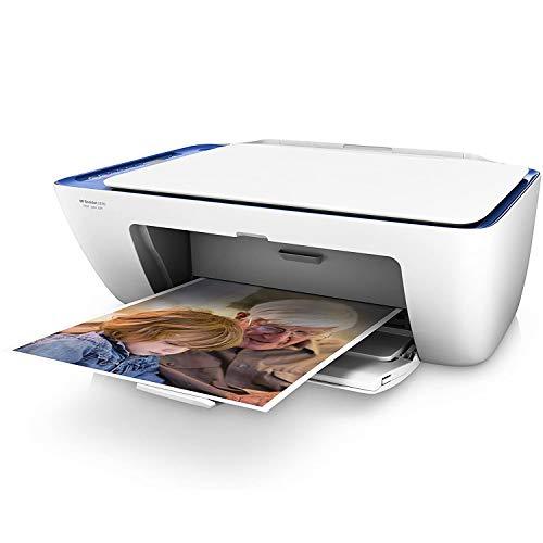 LINLIN Impresoras Wi-Fi impresoras multifunción (impresoras, escáneres, copiadoras, faxes, WLAN, HP ePrint, USB, 600 x 1,200 PPP)