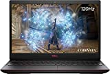 Dell Gaming G3 15 3500 15.6 Inch Full HD 120Hz Gaming Laptop, Intel Core i5-10300H 10th Gen, 8GB DDR4 RAM, 512GB SSD, Nvidia Geforce GTX 1650 Ti 4GB GDDR6, Windows 10 Home, Red Print Keyboard, Black