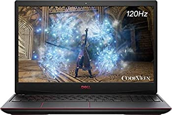 Dell Gaming G3 15 3500 15.6 Inch Full HD 120Hz Gaming Laptop Intel Core i5-10300H 10th Gen 8GB DDR4 RAM 512GB SSD Nvidia Geforce GTX 1650 Ti 4GB GDDR6 Windows 10 Home Red Print Keyboard Black