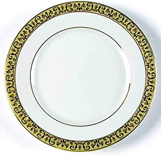 Royal Gallery Gold Buffet Bread and Butter Plate 6 1/2