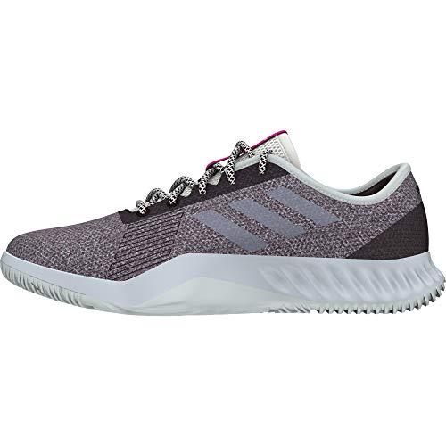 adidas Crazytrain LT W, Zapatillas de Deporte para Mujer, Blanco (Blanub/Rojnoc/Rossho 0), 37 1/3 EU