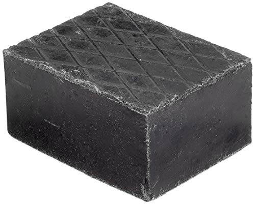Kora 73 Gummiklotz 160x120x80mm, schwarz