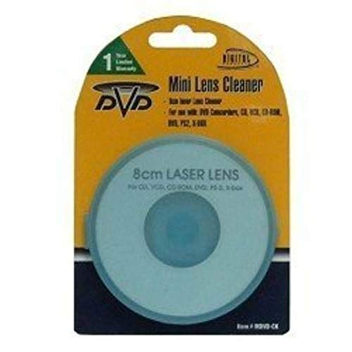 Sakar Digital Concepts Lens Cleaner for DVD Camcorders