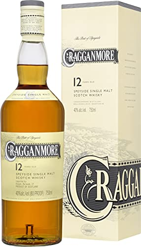 Cragganmore Whisky, Cl 70 Ast.
