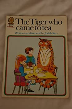 Paperback The Tiger Who Came to Tea (Picture Lions) (Armada Picture Lions) Book