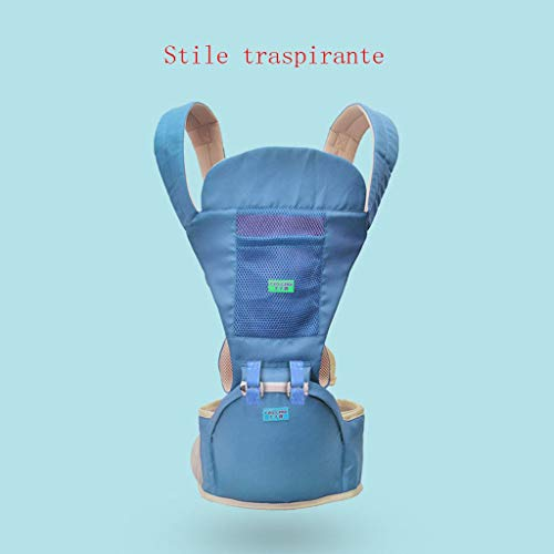 Baby Carrier Ergonomics 4 In 1 Atmungsaktive Babytragegurte Baby Four Seasons Universalgurte Für Neugeborene Kleinkinder,C