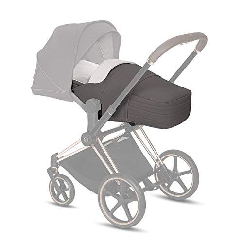 CYBEX Platinum Lite Cot Manhattan Grey