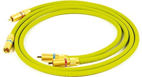 Van Den HUL The Wave cable coaxial (longitud de 1 M)