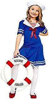 Sea Sailor Sweetie Kids Costume