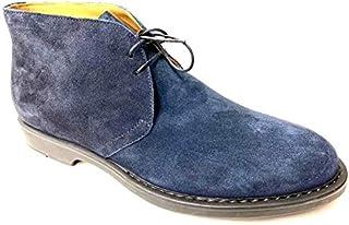 BRIAN CRESS BY CAMPANILE Zapatos Polaco Hombre 002325 X111 Cuero Original AI 2021