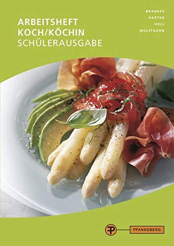 Arbeitsheft Koch/Köchin - Schülerausgabe