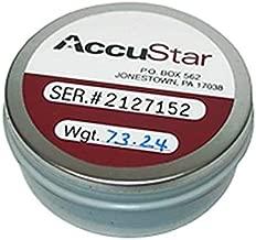 Radon Gas Test Kit AccuStar Charcoal Short Term 48-96 Hour Test
