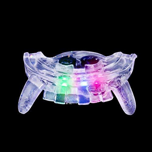 Fun Central M875 LED Flashing Fangs Mouthpiece