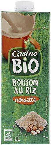 BIO Boisson au Riz Noisettes Biologique