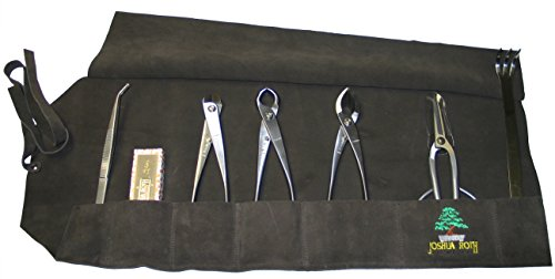 Joshua Roth 3006 Suede Leather Tool Roll