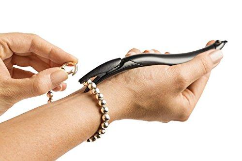 Fairy Fastener 74509552 Bracelet Fastener, Black