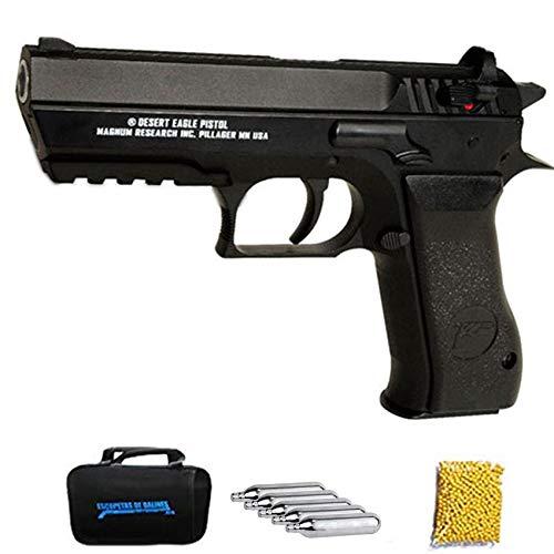 Baby Desert Eagle CO2 | Pistola Airsoft Bolas 6mm