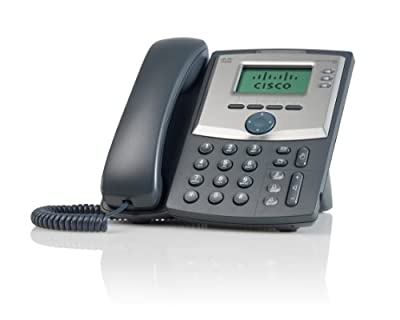 Cisco SPA303-G1 3 Line IP Phone with Display and PC Port from CISCO SYSTEMS - ENTERPRISE