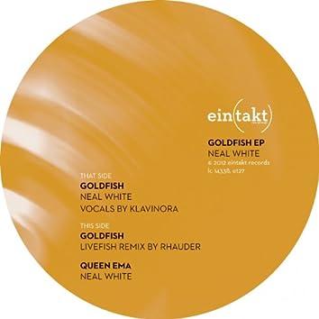 Goldfish Ep (Incl Rhauder Rmx)