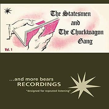 The Statesmen and The Chuck Wagon Gang, Vol. 1