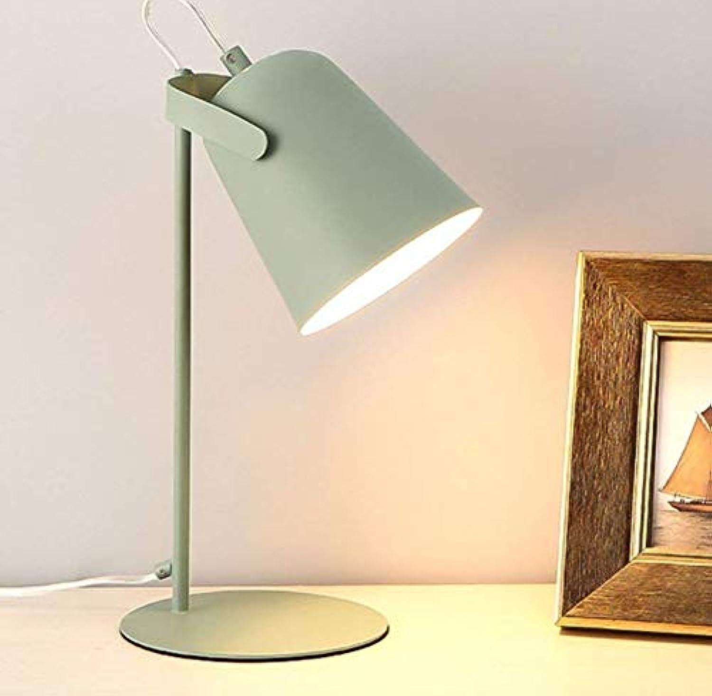 Tischlampe Schlafzimmer Bett Lesen Lesen LED Einstellbare Schreibtischlampe