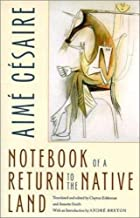 Notebook of a Return to the Native Land (Wesleyan Poetry Series)