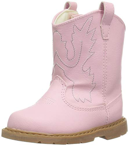 Infant Pink Boots