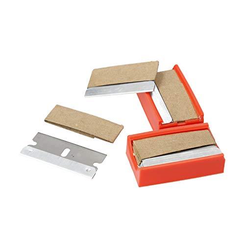 Ferrestock FSKRKR510 blíster con de 10 Cuchillas de Recambio para rascavidrios de...
