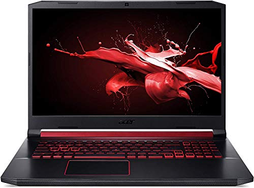 Acer Nitro 5 - 17.3' Laptop Intel Core i5-10300H 2.5GHz 8GB Ram 512GB SSD Win10H (Renewed)