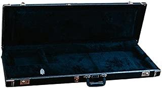 Fender Mustang Bass Guitar Case Black Black