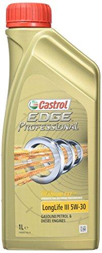 Castrol 157ea8Edge Professional Longlife III 5W-30