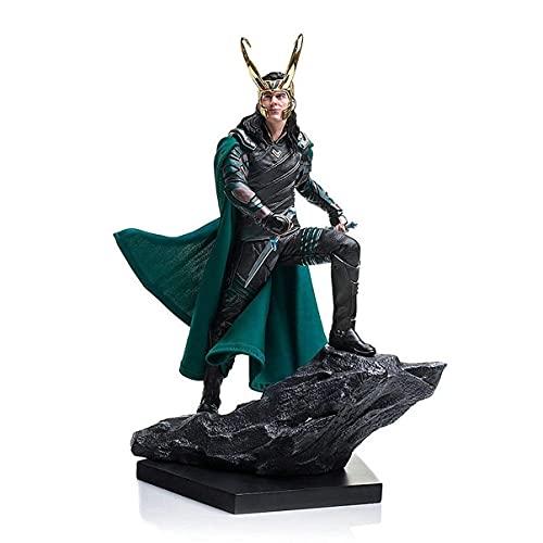 Thor 3 Götter Twilight Loki Loki 1/10 Battle Szene Statue Figur Modell Dekoration Geschenk