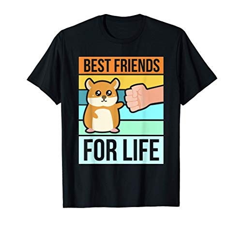 Funny Cute Hamster Gifts Face T-shirt