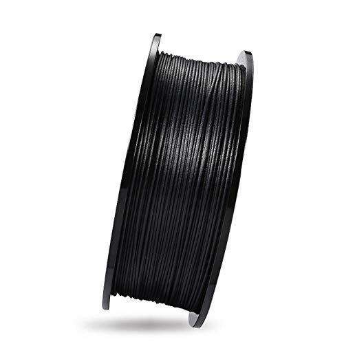 YANHAI Filamento de Impresora de Fibra de Carbono 3D, Lujoso Brillo Sedoso, Materiales de impresión FDM, consumibles, 1 kg, 1,75 mm, 195-230 ° C
