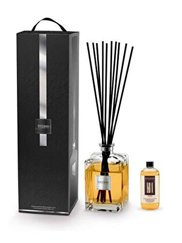 Esteban Bouquet parfumé Edition Premium 2,5 litres parfum Cedre Nouveauté