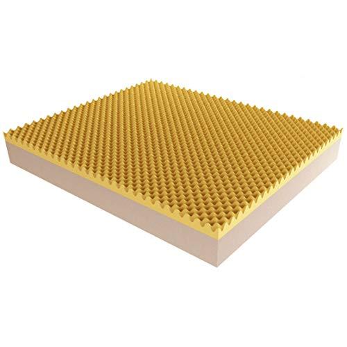 Baldiflex Emporio Materasso Memory Piazza e Mezza, Dream Soft, 7 cm Memory, H 25 cm, Sfoderabile Aloe 3D, Misura 120x190x25cm